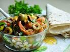 оливковый салат