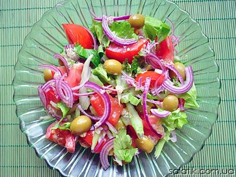 салат с сельдереем и помидорами мэрилин