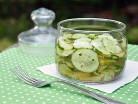 венский салат из огурцов