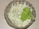 салат с редисом и авокадо