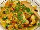 салат с финиками и пекинской капустой