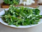 летний салат с дыней