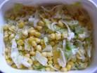 салат с кукурузой и пекинской капустой