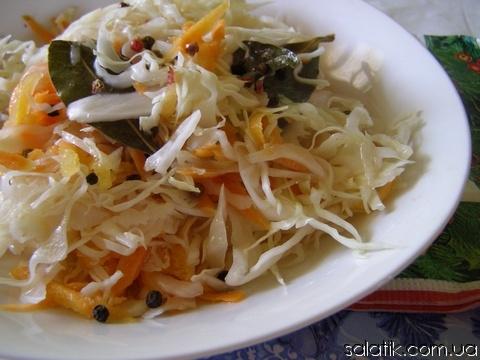 квашеная капуста по-корейски кимчхи
