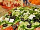 салат с пекинской капустой и огурцами