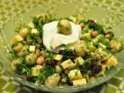 салат шампиньоны фасоль фото