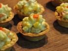салат с копченым сыром фото
