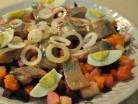 салат с селедкой и картошкой рецепт с фото