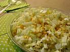 салат с пекинской капустой быстрый рецепт фото