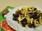 салат из хлеба с оливками рецепт фото