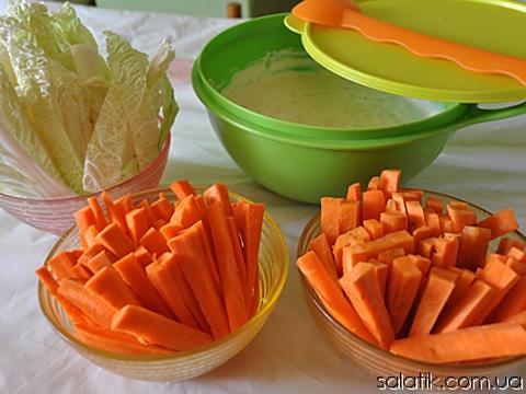 сметанный соус для салата пошагово фото